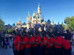 Safari Voices at Disneyland