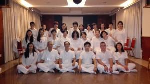 Workshop in Shanghai