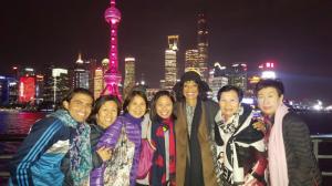 Shanghai Workshop Participants
