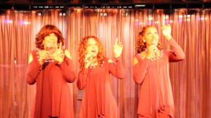 Nuhjume Performs on the Carnival Cruise