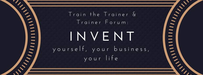Train the Trainer - Trainer Forum